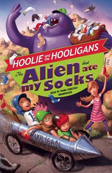 The Alien That Ate My Socks, Brandon Dorman