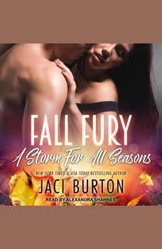 Fall Fury, Jaci Burton