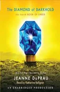 The Diamond of Darkhold: The Fourth Book of Ember, Jeanne DuPrau