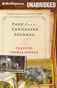 Page From A Tennessee Journal, Francine Thomas Howard