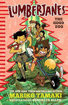 Lumberjanes: The Good Egg, Mariko Tamaki