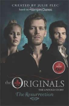 The Originals: The Resurrection, Julie Plec