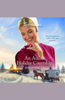Amish Holiday Courtship, An, Emma Miller