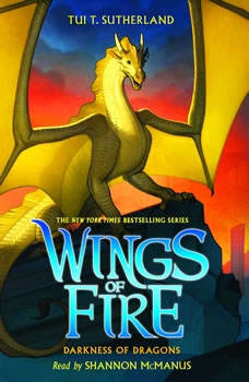 Wings of Fire, Book #10: Darkness of Dragons, Tui T. Sutherland