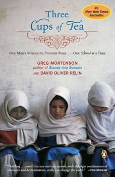 Three Cups of Tea: Young Readers Edition: Young Reader's Edition, Greg Mortenson