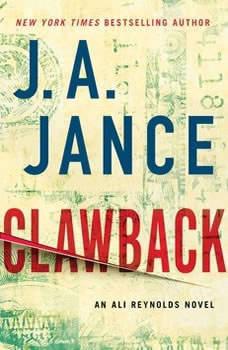 Clawback: An Ali Reynolds Novel, J.A. Jance