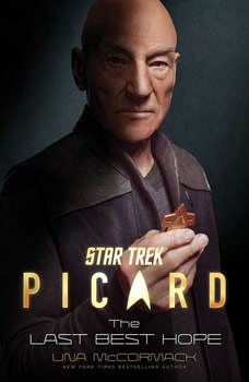 Star Trek: Picard: The Last Best Hope, Una McCormack