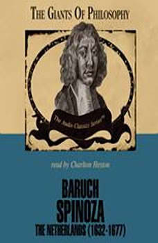 Baruch Spinoza, Professor Thomas Cook
