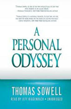 A Personal Odyssey, Thomas Sowell