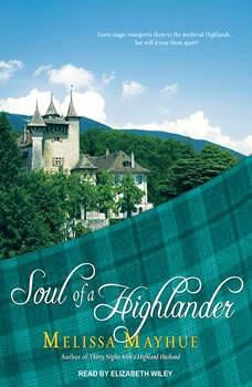 Soul of a Highlander, Melissa Mayhue