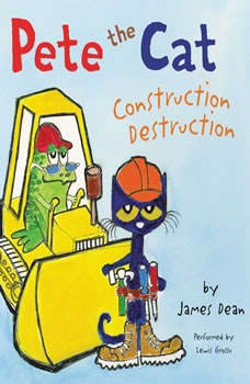 Pete the Cat: Construction Destruction, James Dean