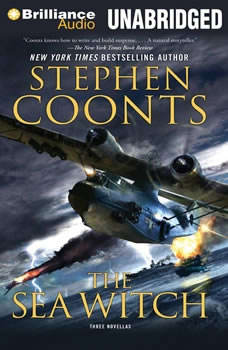 Sea Witch, The: Three Novellas, Stephen Coonts