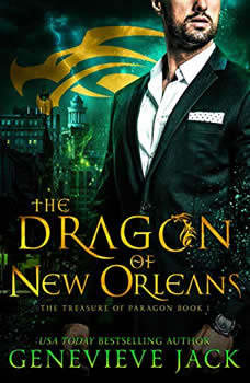 The Dragon of New Orleans, Genevieve Jack
