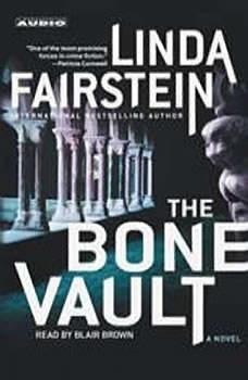 The Bone Vault, Linda Fairstein