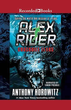 Crocodile Tears, Anthony Horowitz