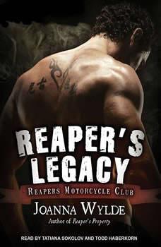 Reaper's Legacy, Joanna Wylde
