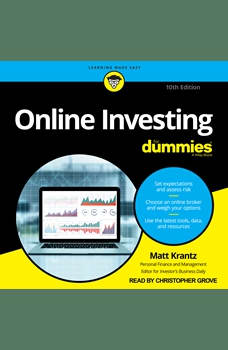 Online Investing For Dummies: 10th Edition, Matt Krantz