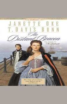 The Distant Beacon: SONG OF ACADIA #4, Janette Oke