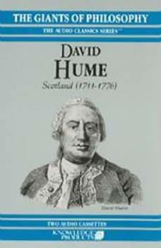David Hume, Professor Nicholas Capaldi