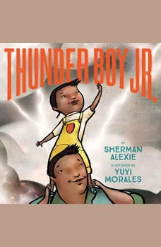 Thunder Boy Jr., Sherman Alexie