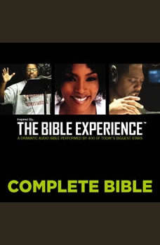 Inspired By … The Bible Experience Audio Bible - Today's New International Version, TNIV: Complete Bible, Zondervan