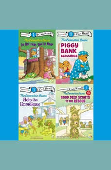 The Berenstain Bears I Can Read Collection 1: Level 1, Stan Berenstain