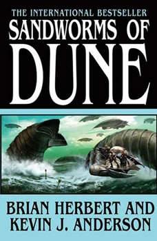 Sandworms of Dune, Brian Herbert