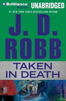 Taken in Death, J. D. Robb