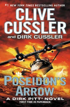 Poseidon's Arrow, Clive Cussler