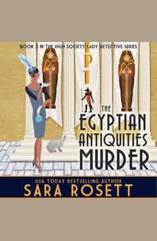 The Egyptian Antiquities Murder, Sara Rosett