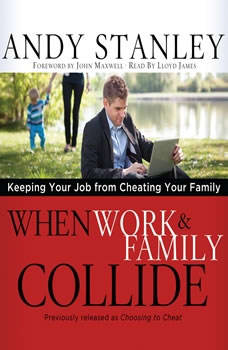 When Work and Family Collide: Keeping Your Job from Cheating Your Family, Andy Stanley