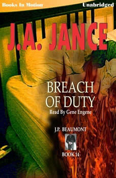 Breach Of Duty, J.A. Jance
