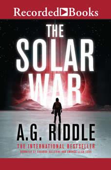 The Solar War, A.G. Riddle