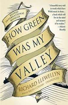 How Green Was My Valley, Richard Llewellyn