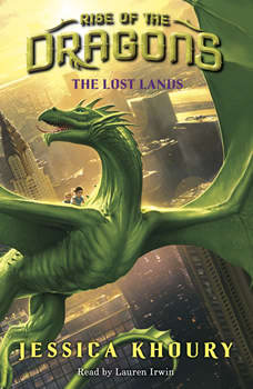 The Lost Lands, Jessica Khoury