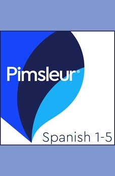 Pimsleur Spanish Levels 1-5 MP3: Learn to Speak and Understand Latin American Spanish with Pimsleur Language Programs, Pimsleur