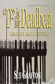 D Is for Deadbeat, Sue Grafton