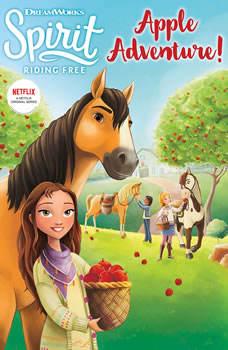 Spirit Riding Free: Apple Adventure!, G. M. Berrow