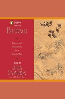 Blessings, Julia Cameron