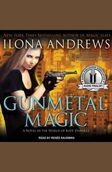 Gunmetal Magic, Ilona Andrews
