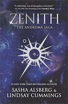 Zenith: (The Androma Saga), Sasha Alsberg