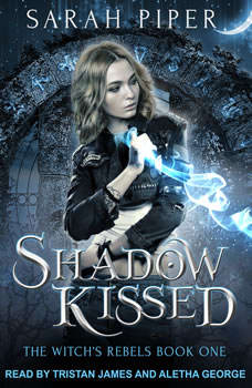 Shadow Kissed: A Reverse Harem Paranormal Romance, Sarah Piper