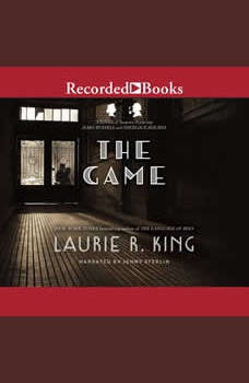 The Game: A novel of suspense featuring Mary Russell and Sherlock Holmes, Laurie R. King