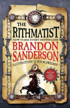 The Rithmatist, Brandon Sanderson
