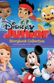 Disney Junior Storybook Collection: Sofia the First, Doc McStuffins, Jake and the Neverland Pirates, Mickey/Minnie, Henry Hugglemonster, Disney Book Group