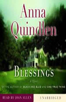 Blessings, Anna Quindlen
