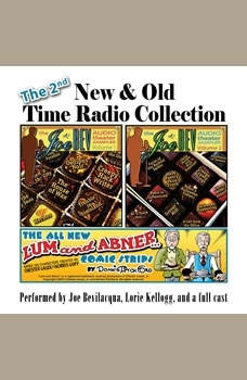 The 2nd New & Old Time Radio Collection, various authors