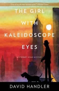 The Girl with Kaleidoscope Eyes: A Stewart Hoag Mystery, David Handler