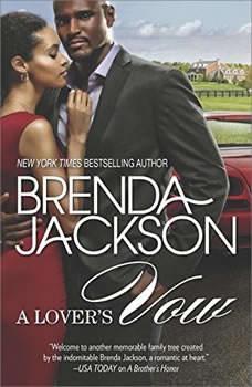 A Lover's Vow: (The Grangers, #3), Brenda Jackson