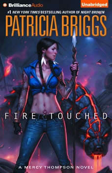 Fire Touched, Patricia Briggs